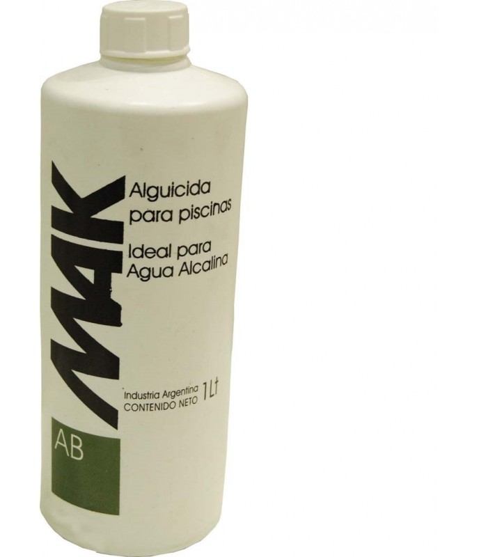 Mak Ab X 1 Litro Alguicida