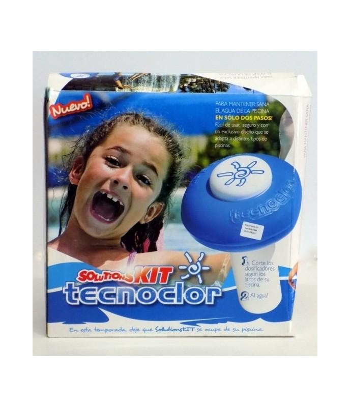 Boya De Cloro Solutions Kit Mantenimiento Mensual Tecnoclor