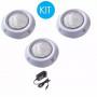 Kit P/ Pileta De Hormigón - Skimmer - Toma De Fondo - Retorno