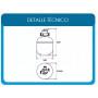 Kit Luces Para Pileta - 2 Artef Led Blanco + 1 Fuente 3a