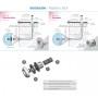 Kit Filtro Vc 10 + Bomba 1/3 Hp S2000 + Carga filtrante